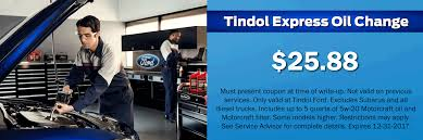 earl tindol ford service coupons save at tindol ford subaru roush in