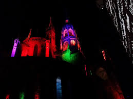 Lights Of Liberty Cathedrale Multicolor Jpg