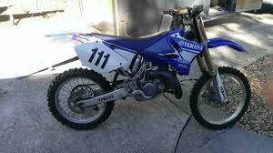 1995 yamaha yz 125 motorcycles for sale
