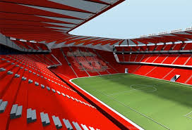 Seeking Liverpool Liverpool Seeking Sponsor For New Stadium Inside World Football