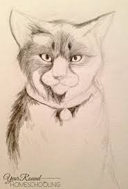 how to draw a cat with graphite pencils year round homeschooling