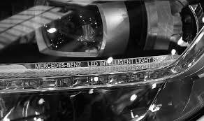 led intelligent light system 2012 mercedes benz cls page 5 carspyshots