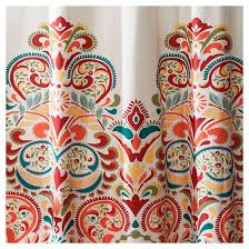Navy And Red Shower Curtain Clara Shower Curtain Turquoise Lush Décor Target
