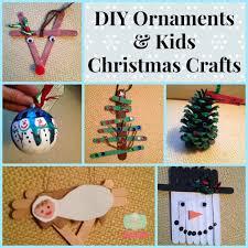 diy ornaments for kids webwoud