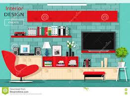 Wall Furniture For Living Room Modern Modern Graphic Living Room Furniture With Tv Wall Stylish Room