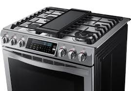 samsung nx58h9950ws 30 inch chef series slide in gas range with