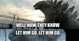 Godzilla Meme - godzilla frozen edition weknowmemes