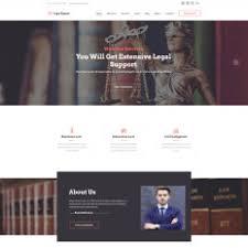 lawyer website templates