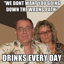 Memes About Parents - scumbag parents rebrn com