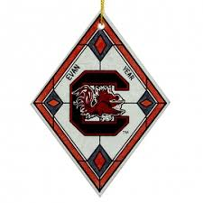 of south carolina gamecocks ornaments personalized