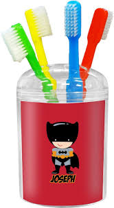 amazon com superhero bathroom accessories set personalized