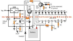3v 4 5v 6v 9v 12v 24v automatic battery charger hobi