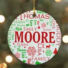 personalized ornaments photo rainforest islands ferry
