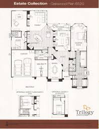 monticello second floor plan trilogy at redmond ridge estate collection floor plans
