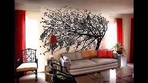 How To Decorate Tall Walls by Big Wall Decorating Ideas Youtube