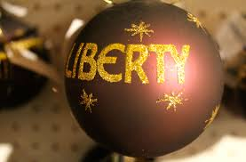 Christmas Ornaments Shop London by Liberty Christmas Shop Peanut Buttered