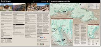 Lake Havasu Map Maps Grand Canyon National Park U S National Park Service
