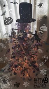 halloween christmas trees are a thing now 8 pics bored panda