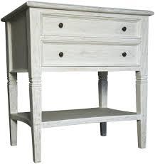 bedroom nightstand rustic nightstands bassett nightstand country