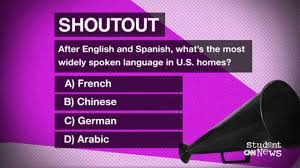 S Homes by The Most Widely Spoken Language In U S Homes Youtube