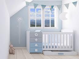chambre garcon gris bleu chambre bebe bleu famille et bébé