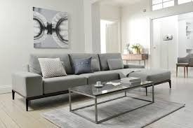 Light Grey Sofas by What Colour Furniture Goes With Grey Walls The Dwell Blog