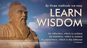 Confucius Say Meme - learning wisdom philosophy know your meme
