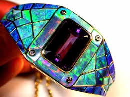 How To Make Inlay Jewelry - how to choose opal jewelry opal auctions