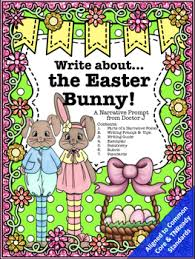 the story of the easter bunny easter bunny narrative essay creative story writing prompt common