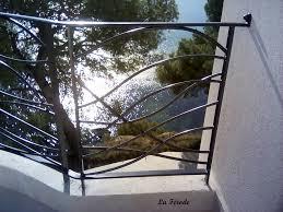 Veranda Pour Terrasse Chambre Enfant Terrasse Fer Gardes Corps Barrieres Securite Sur