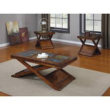 Coffee Table Set Emejing 3 Piece Living Room Table Sets Photos Amazing Design