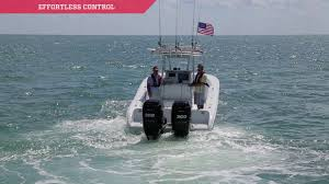 single engine controls mercury marine