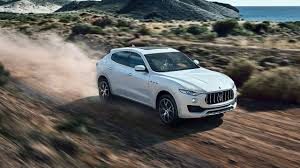 suv maserati black 2017 maserati levante pricing for sale edmunds
