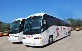 Luxury Van Rental In Atlanta Ga Bus Rentals Atlanta Coach U0026 Tour Bus Samson Trailwayssamson