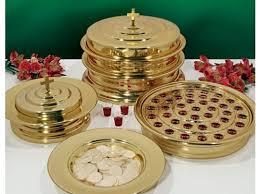 communion plates communion and offering plates riverside baptist church