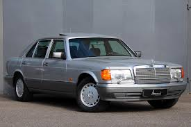 mercedes benz mercedes 560 sel 560sel w126 coches