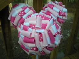 How To Make Ribbon Topiary Centerpieces by 146 Best Minnie Mouse Party Images On Pinterest Mickey Party