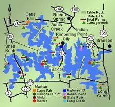 Table Rock Lake Fishing Guides by The Premier Branson Mo Fishing Guide Service Serving Table Rock