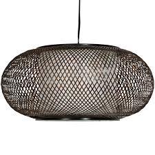Japanese Rice Paper Lamp Shades by Oriental Furniture Walnut Kata Japanese Ceiling Lantern Oriental