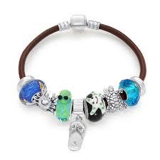 halloween charm bracelet pandora compatible beads for bracelets 925 sterling silver