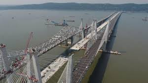 what u0027s working how the new gov mario cuomo bridge was built on