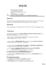 master resume template mcshanelighting master electrician resume 7a template for vesochieuxo