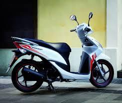 motor honda indonesia vision