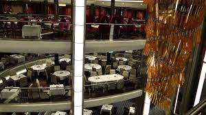 Pics Of Dining Rooms by Harmony Of The Seas Tour Main Dining Room Youtube