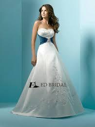 robe de mari e bleue robe de mariee bleu marine et blanc robe fashion