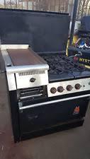 Wolf 48 Inch Gas Cooktop Wolf Gas Range Ebay