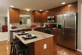 Latest Design Of Kitchen by Kitchen Natural Modern Design Of The Household Kitchen