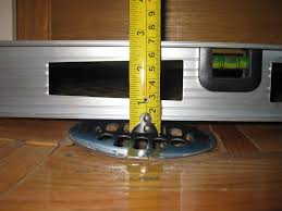 What Happens If Laminate Flooring Gets Wet Leveling Floor Installiing Laminate Over Drain Diy Home