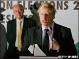 Conservador Johnson é eleito prefeito de Londres