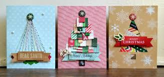 the one with christmas cards for papercraft inspirations paige